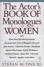 The Actor's Book of Monologues for Women Cover Image