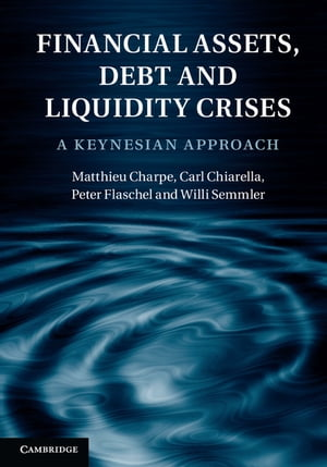 Financial Assets,  Debt and Liquidity Crises A Keynesian Approach