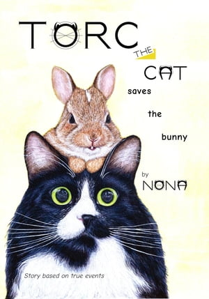 TORC the CAT saves the bunny