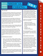Medical Coding ICD-9 (Speedy Study Guides) by Speedy Publishing