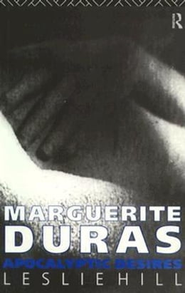 Book Marguerite Duras by Hill, Leslie
