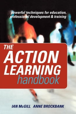 Book The Action Learning Handbook by McGill, Ian