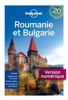 Roumanie et Bulgarie - 1ed by Lonely Planet