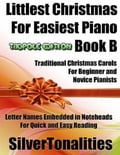 Littlest Christmas for Easiest Piano Book B Tadpole Edition 9f508f06-f8d4-4c64-b16b-3e3cb0dc65a3
