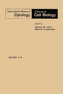 Book INTERNATIONAL REVIEW OF CYTOLOGY V139 by Jeon, K.W.