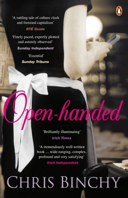 Book Open-handed by Chris Binchy