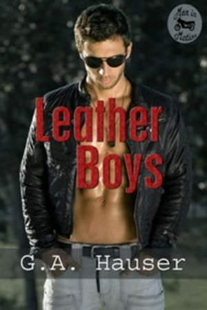 Leather Boys Book 4 of the Men in Motion series