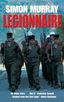 Book Legionnaire by Simon Murray