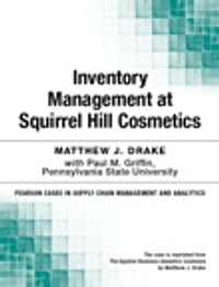 Inventory Management at Squirrel Hill Cosmetics