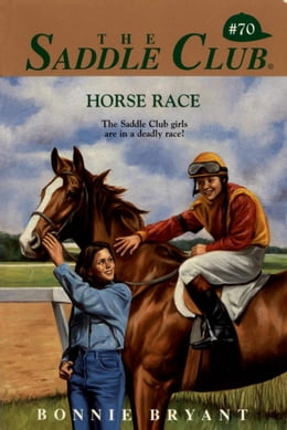 Book Horse Race by Bonnie Bryant