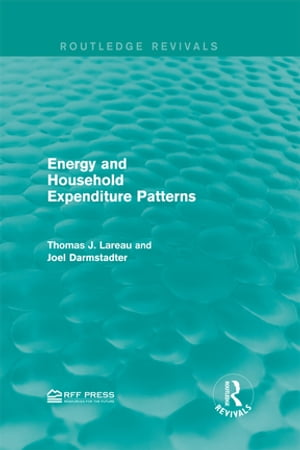 Energy and Household Expenditure Patterns