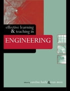 Effective Learning and Teaching in Engineering