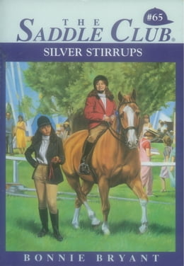 Book Silver Stirrups by Bonnie Bryant
