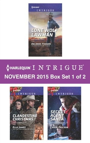 Harlequin Intrigue November 2015 - Box Set 1 of 2: An Anthology by Delores Fossen
