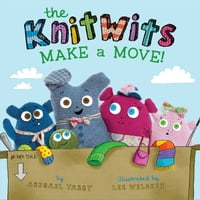 The KnitWits Make a Move!: with audio recording