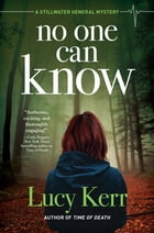 No One Can Know Cover Image