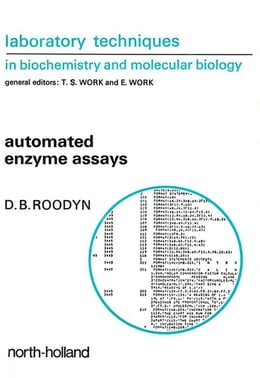 Book Automated Enzyme Assays by D.B. Roodyn