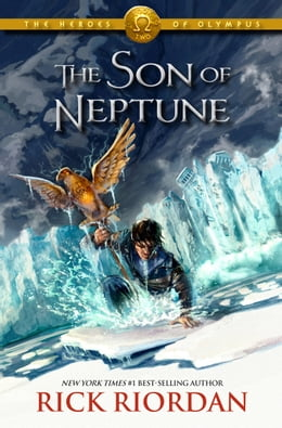 Book Heroes of Olympus: The Son of Neptune by Rick Riordan