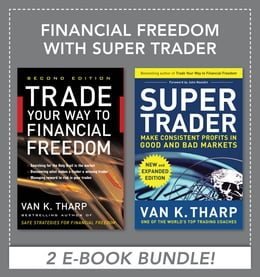 Book Financial Freedom with Super Trader EBOOK BUNDLE by Van Tharp