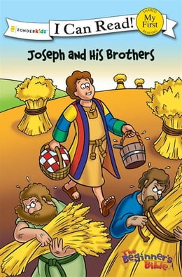 Book The Beginner's Bible Joseph and His Brothers by Various Authors