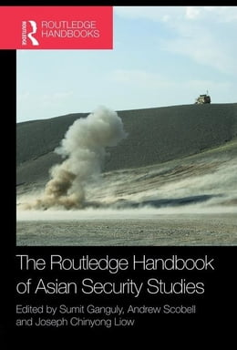 Book Handbook of Asian Security Studies by Ganguly, Sumit