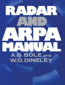 Book Radar and Arpa Manual by Bole, Alan G.