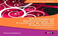 Managing Behaviour in Further and Adult Education