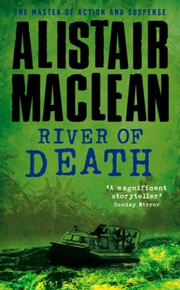 Book River of Death by Alistair MacLean