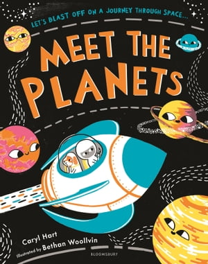 Meet the Planets by Mrs Caryl Hart
