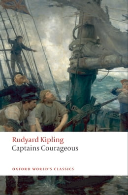 Book Captains Courageous by Rudyard Kipling
