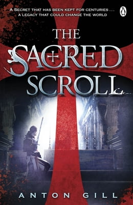 Book The Sacred Scroll by Anton Gill