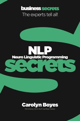 Book NLP (Collins Business Secrets) by Carolyn Boyes