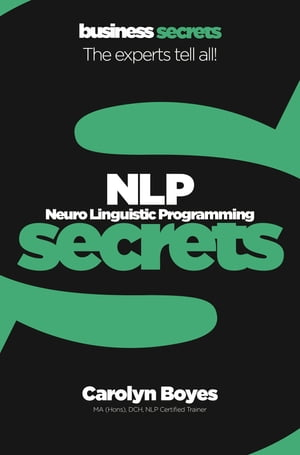 NLP (Collins Business Secrets) by Carolyn Boyes