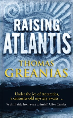 Raising Atlantis A thrilling mystery adventure
