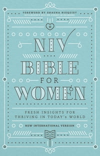NIV, Bible for Women, eBook: Fresh Insights for Thriving in Today's World