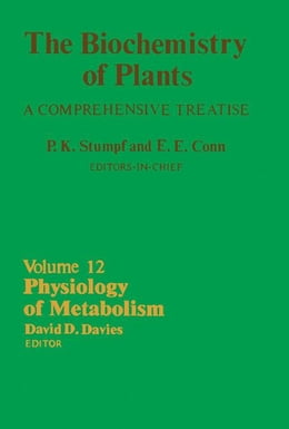 Book Physiology of Metabolism by Davies, David D.