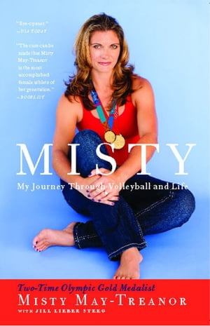 Misty Digging Deep in Volleyball and Life