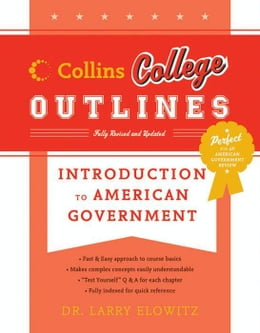 Book Introduction to American Government by Larry Elowitz