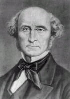 John Stuart Mill on The Contest in America: Full and Fine Text of 1862 Edition (Illustrated) by John Mill