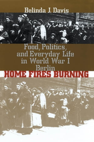 Home Fires Burning Food,  Politics,  and Everyday Life in World War I Berlin