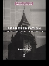 Representation: Theory and Practice in Britain