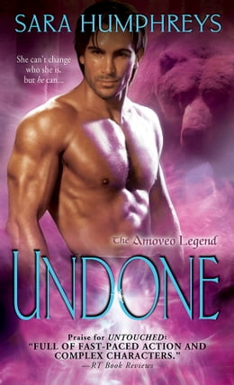 Book Undone by Sara Humphreys