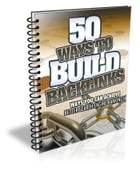 How to get 50 ways to build Backlinks ! by benoit dubuisson