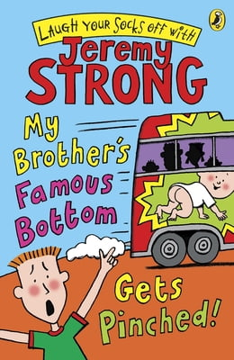 Book My Brother's Famous Bottom Gets Pinched by Jeremy Strong