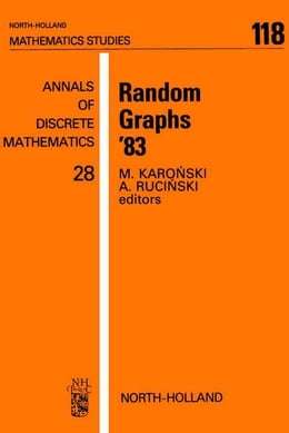 Book Random Graphs '83 by Rucinski, A.