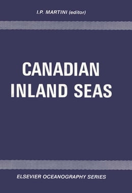 Book Canadian Inland Seas by Martini, I.P.