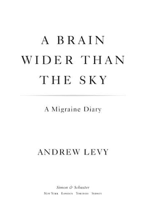 A Brain Wider Than the Sky A Migraine Diary
