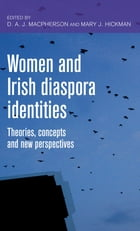 Women and Irish Diaspora Identities: Theories, Concepts and New Perspectives