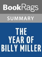 The Year of Billy Miller by Kevin Henkes Summary & Study Guide by BookRags