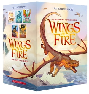 The First Five Books (Wings of Fire) de Tui T. Sutherland
